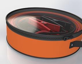 Jumper cables 3D model