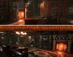3D asset Victorian Interiors
