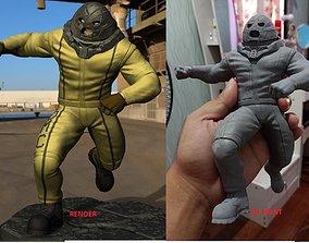 juggernaut from deadpool 2 3d model stl and