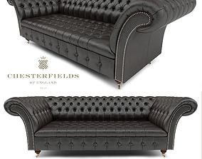 3D Chester sofa