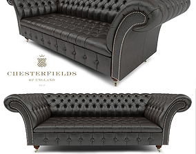3D Chester sofa