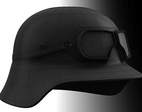 Nazi Helmet 3D