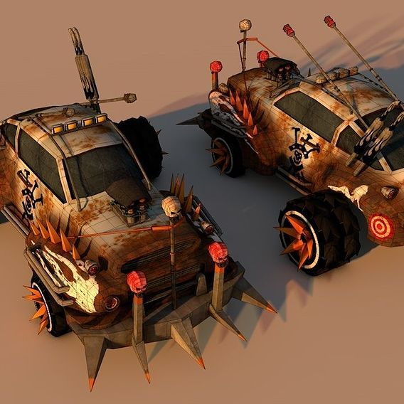 Battle Car 4
