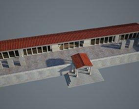 Ancient Gymnasium 3D