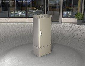 3D model Electrical Distribution Cabinet 23