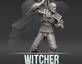 The Witcher 3D print model