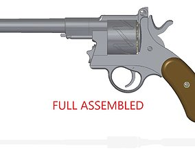 Mauser Zig-Zag 3D model