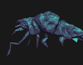 insect creature 3D printable model