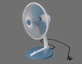 Table Fan 1A 3D model