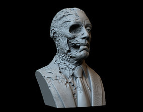 Gustavo Fring FaceOff Version from 3D print model 1