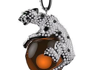 pendant 3D print model jewelery