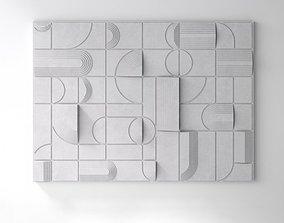 animated Wall Art Sculpture - 3D Wall Arts