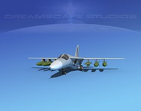 3D model General Dynamics FB-111 Aardvark V10