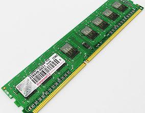 DDR3 Ram 3D model