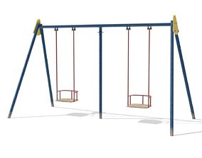 soviet Swing 3D model