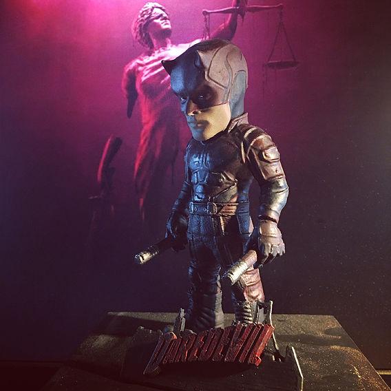 3D printable Model - Daredevil