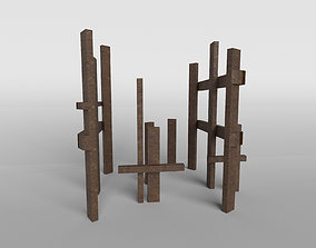 3D model Building The Object v1 001