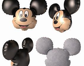 3D Mickey Balloon