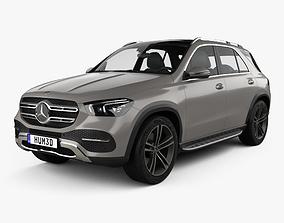 Mercedes-Benz GLE-class 2019 3D