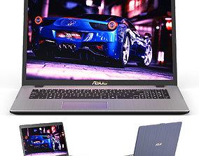 3D Asus VivoBook Pro 17