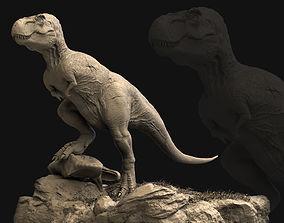 3D print model Tyrannosaurus Rex Sculpt sculpt