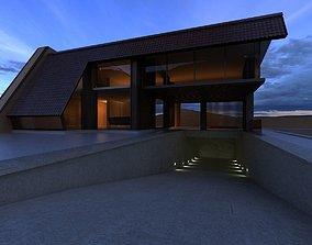Volan house 3D