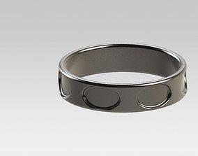 3D model Ti ring R4U