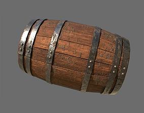 3d Barrel other storage