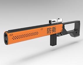 3D SGT 24 Shotgun
