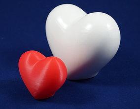 3D printable model Heart love
