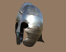 3D asset Fernpass helmet