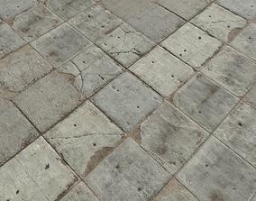 Concrete Floor Textures PBR Pack 1 3D model cement