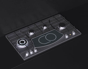 3D model Hotpoint Ariston Hob