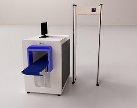 3D Security Scanner