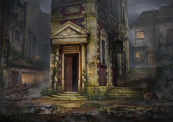 Victorian Decay