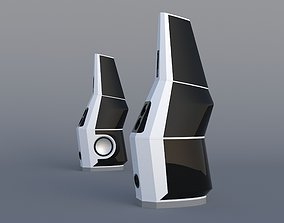 3D model speakers found them again on my hdd