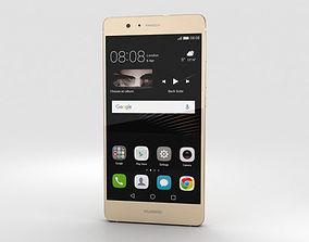 3D model Huawei P9 Lite Gold