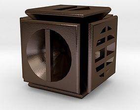 artchallenge 3D print model Dice