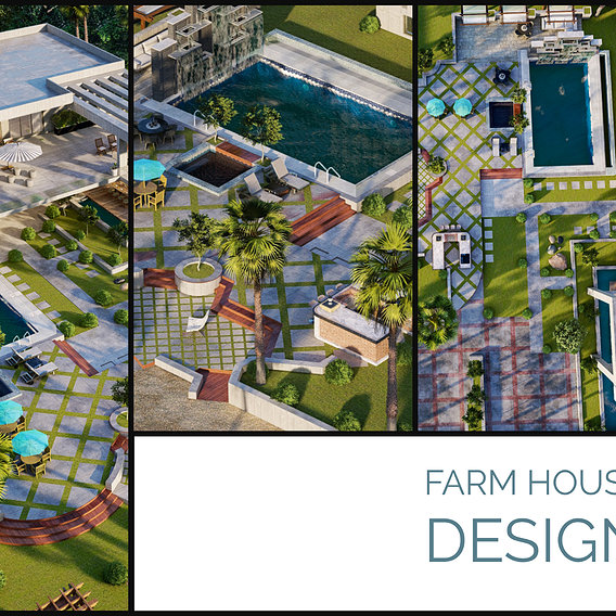 Farm house design