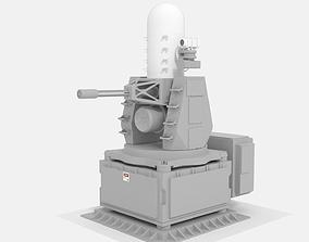 phalanx ciws 3D model