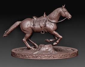 Horse 3 3D printable model