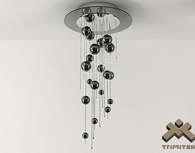 Bubbles 12PLM Lamp 3D model 12plm