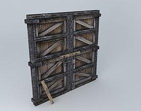 Barn Doors from Resident Evil 4 3D