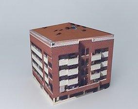 Building in Spain 22 CMedrano 3D model