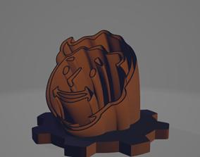 3D print model Fallout Boy desktop decoration