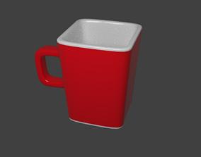 3D model houseware Coffee mug