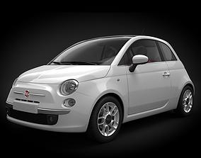 3dsmax Fiat HD 3d Car