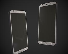 Generic Smartphone 3D asset