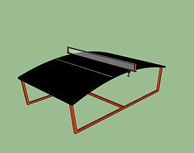 Mesa de Futmesa 3D model