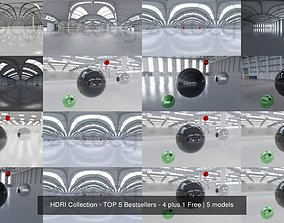 3D HDRI Collection - TOP 5 Bestsellers - 4 plus 1 Free